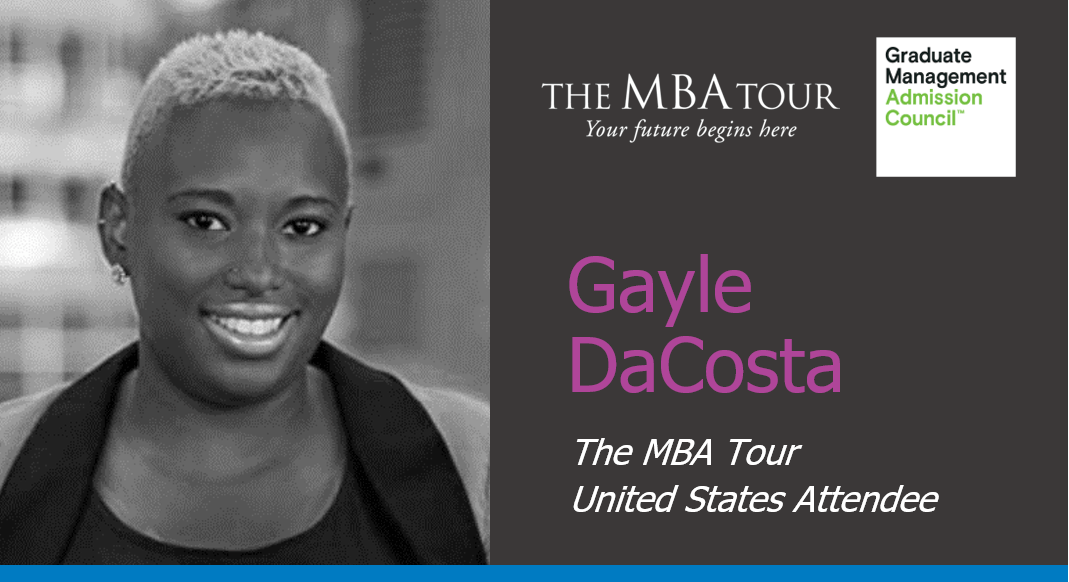 Candidate Testimonial: The MBA Tour Opens Doors and Builds Confidence